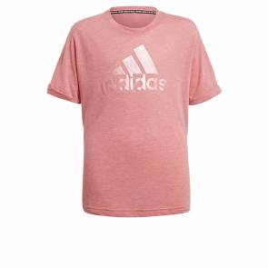 T-shirt Adidas Future Icons Rose Fille