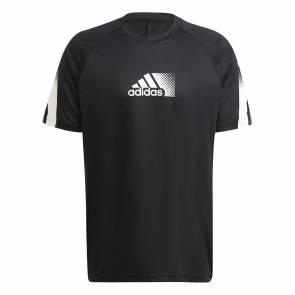 T-shirt Adidas Aeroready Noir