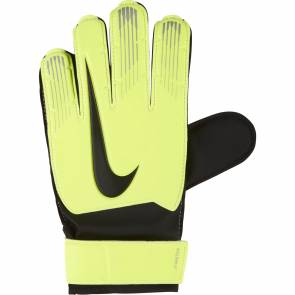 Gants Nike Gardien Match Jaune / Noir Junior