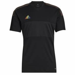 T-shirt Adidas Tiro Pride Noir