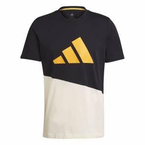 T-shirt Adidas Graphic Noir