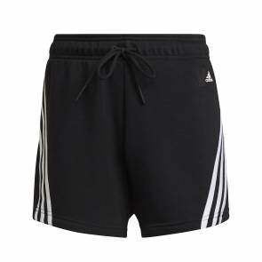 Short Adidas Future Icons 3-stripes Noir Femme