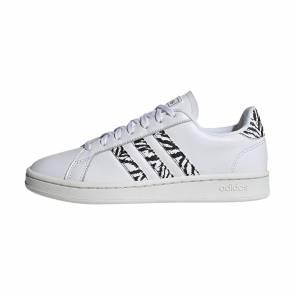 Adidas Grand Court Blanc Femme