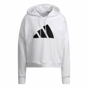 Sweat Adidas Sportswear Future Icons Blanc Femme