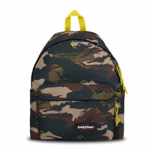 Sac à Dos Eastpak Padded Pak'r Outline Yellow