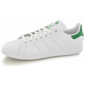 Adidas Stan Smith Blanc / Vert