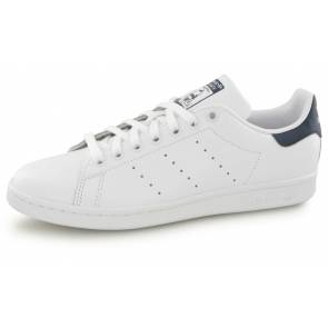 Adidas Stan Smith Blanc / Marine