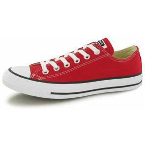 Converse Chuck Taylor All Star Ox Rouge / Blanc