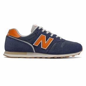 New Balance 373v2 Bleu / Orange
