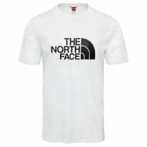 T-shirt The North Face Easy Blanc