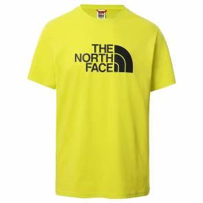 T-shirt The North Face Easy Jaune