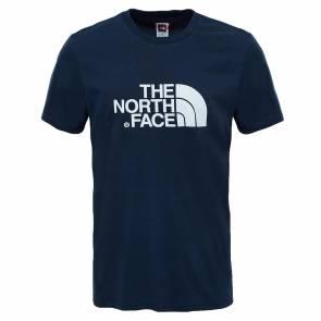 T-shirt The North Face Easy Bleu Marine