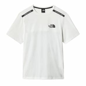 T-shirt The North Face Mountain Athletics Blanc