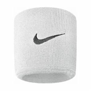 Poignets Nike Swoosh Blanc