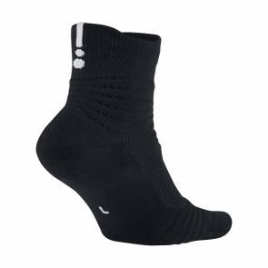 Chaussettes Nike Elite Versatility Md Black & White