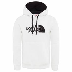 Sweat The North Face Drew Peak Hoodie Blanc / Noir